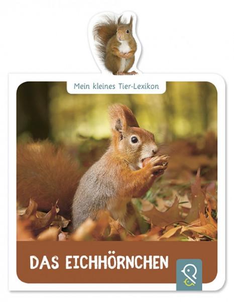 Das Eichhörnchen - Mein kleines Tierlexikon