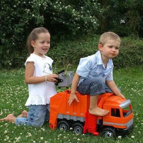 Starke Riesen - Müllwagen Modell Actros