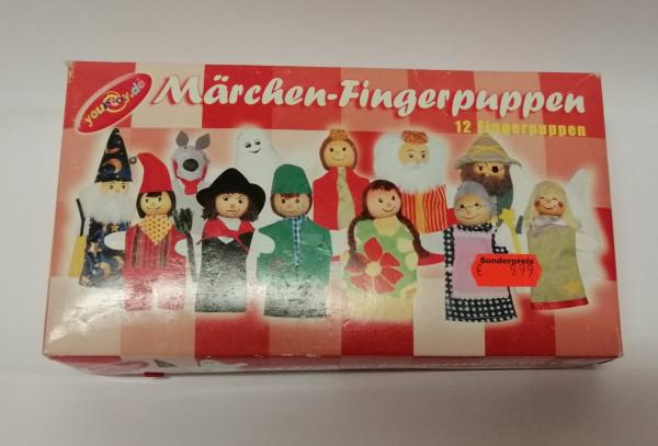 Märchen-Fingerpuppen