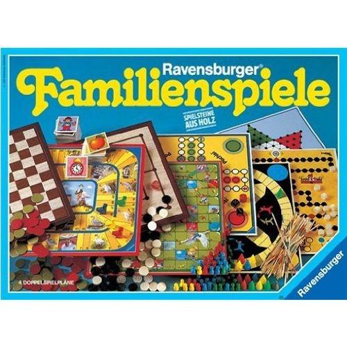 Familienspielesammlung