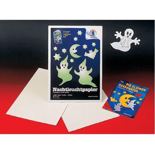 Nachtleuchtpapier 90 g/qm selbstklebend