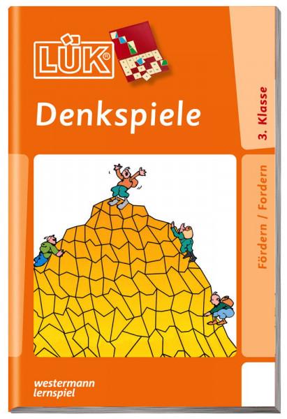 LÜK Denkspiele 3. Klasse