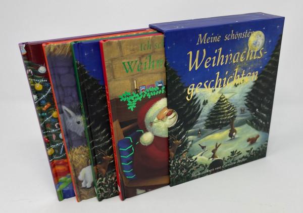 Meine schönsten Weihnachtsgeschichten- 4 Bücher