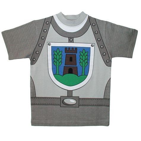 Kostüm Ritter-Shirt