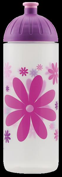ISYbe®-Flasche Trinkflasche 0,7l, Blume