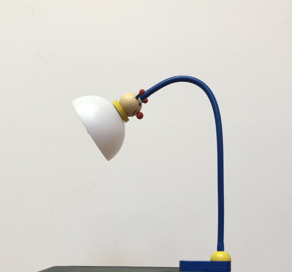 "Lampe Klemmleute ""Käfer"""