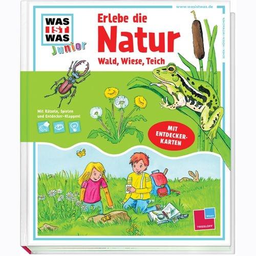 Was ist Was Junior - Erlebe die Natur