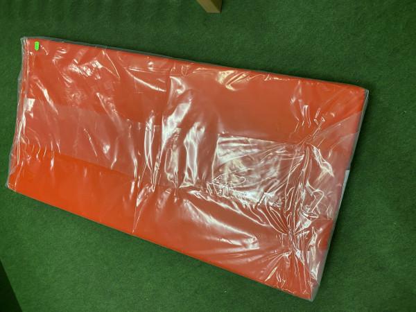 Schaumstoffmatratze 120 x 60 cm für Stapelliege