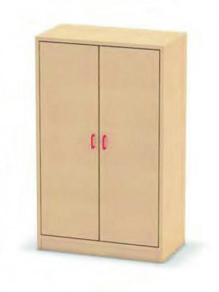 Puppenkleiderschrank - Doppeltür