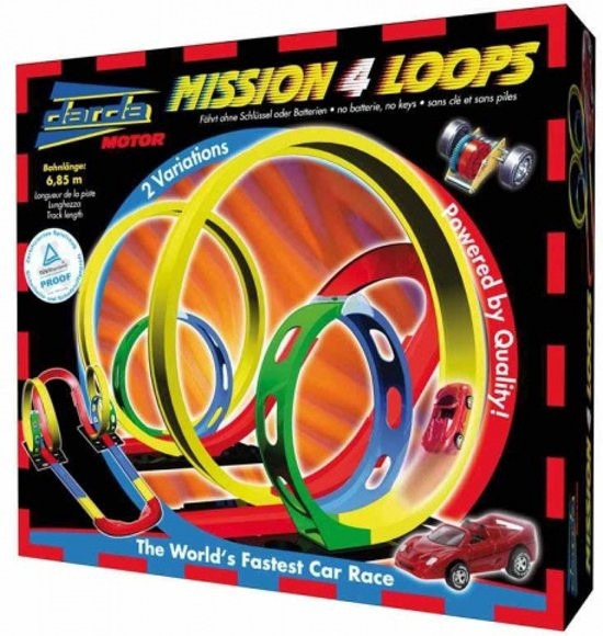 Mission 4 Loops darda motor