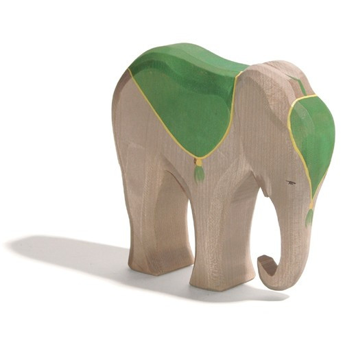 Ostheimer Elefant mit Sattel II