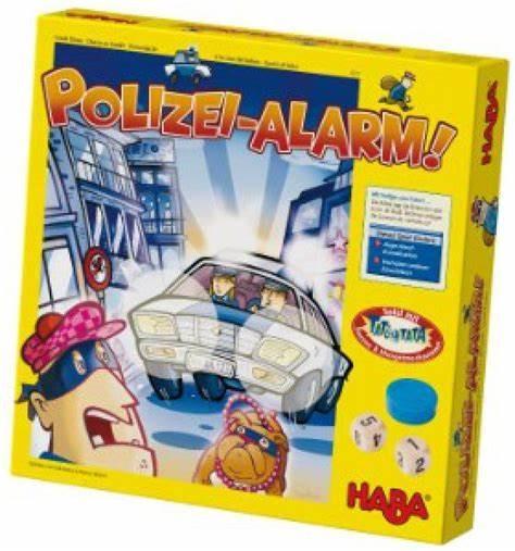 HABA Polizei-Alarm