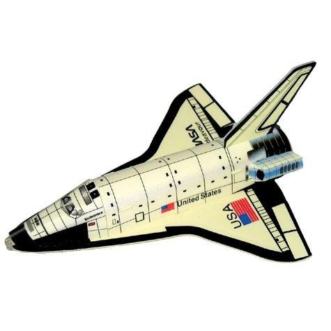 Flugzeug Bausatz Shuttle