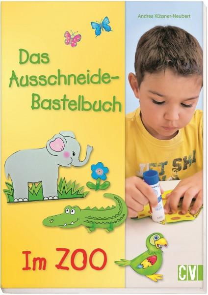 Das Ausschneide-Bastelbuch Im Zoo