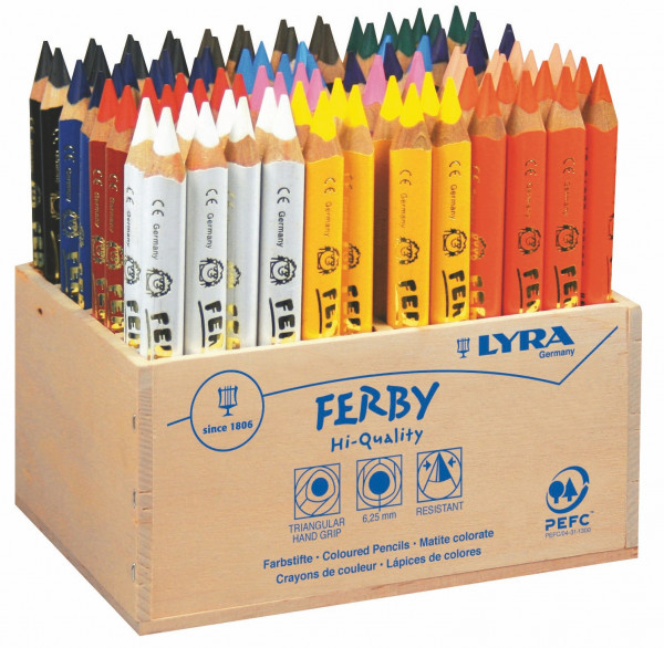 Lyra Ferby 96 Stück