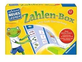 """Spielend neues lernen """"Zahlen-Box"""""""