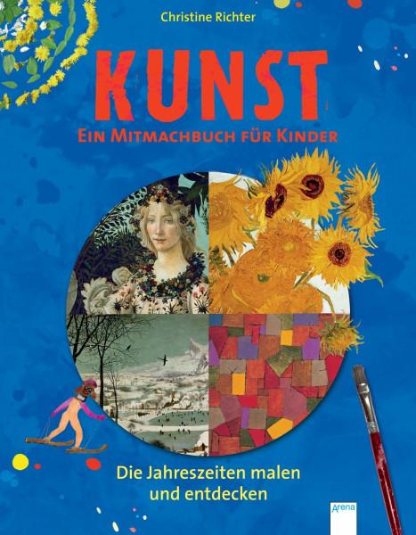 Kunst. Ein Mitmachbuch für Kinder