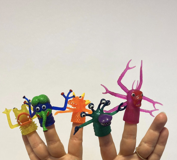 Finger-Monster