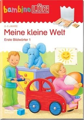bambino LÜK Meine kleine Welt, Erste Bildwörter
