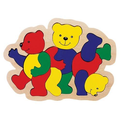 Drei-Bären-Puzzle