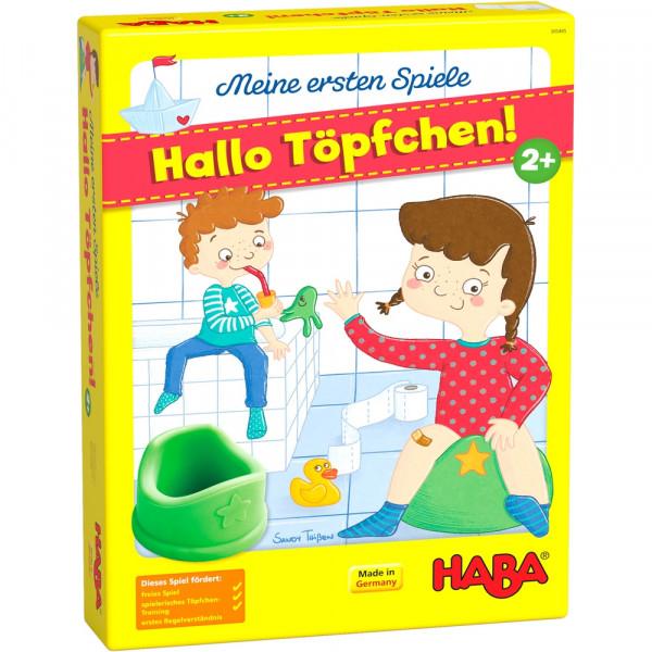HABA Meine ersten Spiele - Hallo Töpfchen!