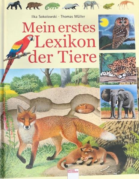 Mein erstes Lexikon der Tiere