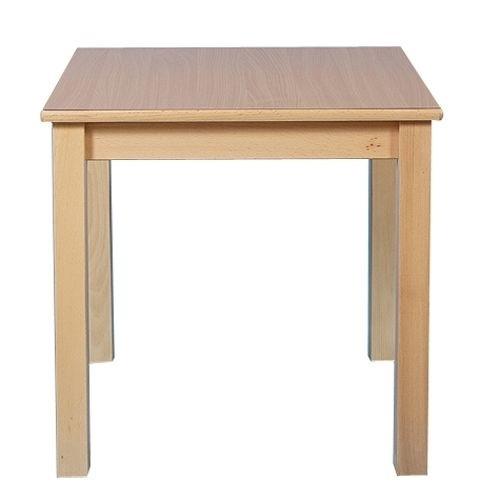Quadrat-Tisch 60 x 60 cm