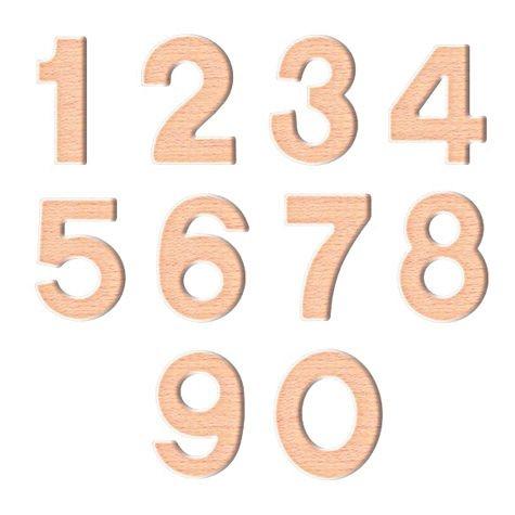 Magnetische Zahlen