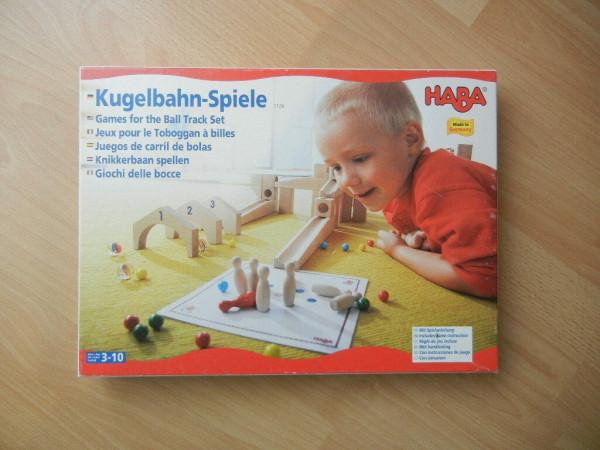 Kugelbahn-Spiel HABA