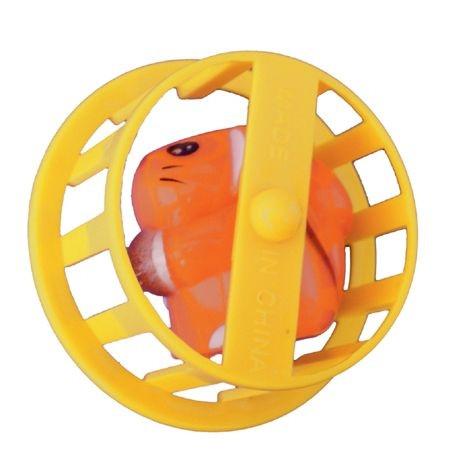 Aufziehbarer Hamster