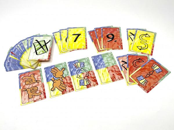 Serro for Kid's Kartenspiel