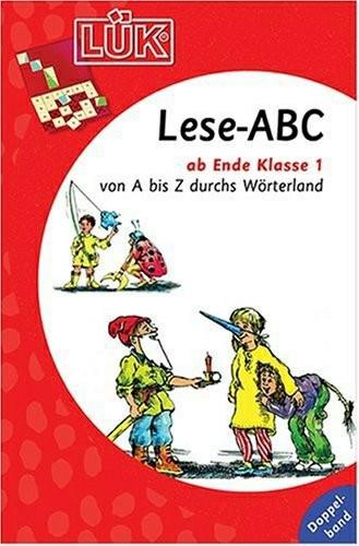 mini Lük Lese ABC ab Klasse 1 Doppelband