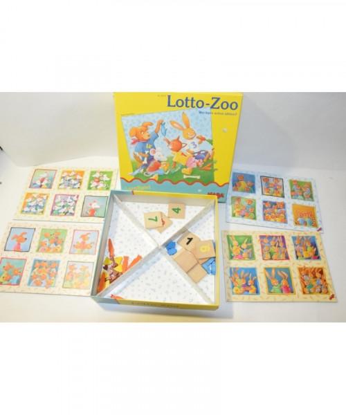 """Lernspiel """"Lotto-Zoo"""""""