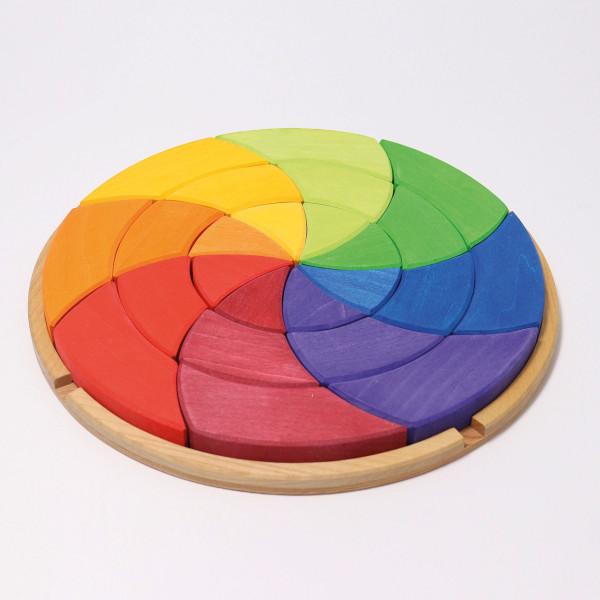 Goethes Farbkreis