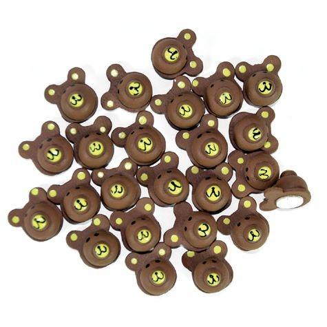 Holzdeko-Teile Bär