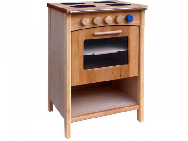 Ofen, Kinderküche
