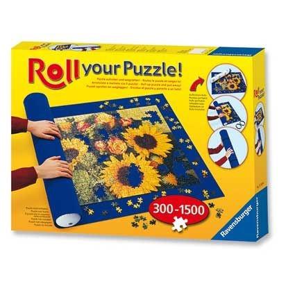 Roll your Puzzle! Puzzlematte