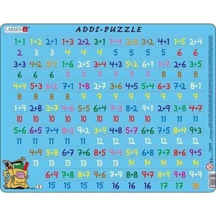 Addi-Puzzle