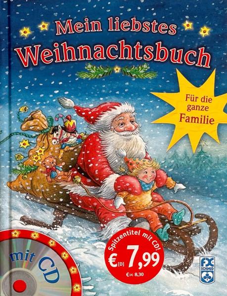 Mein liebstes Weihnachtsbuch - mit CD