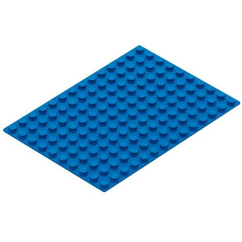 Hubelino 140er Platte blau