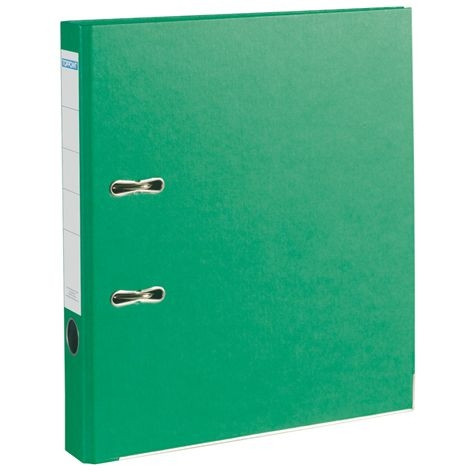 Ordner A4, 5 cm Rücken, grün
