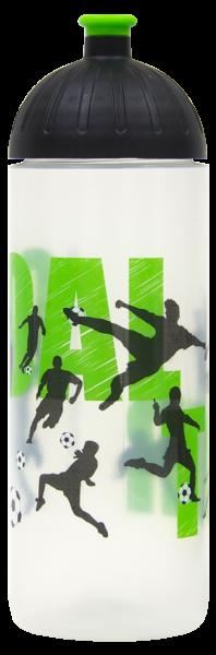 ISYbe®-Flasche Trinkflasche 0,7l, Fußball