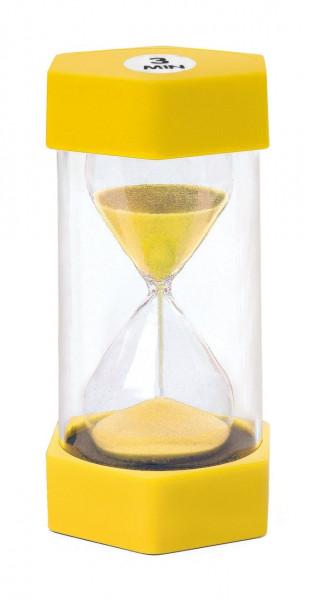 Sanduhr Maxi 3 Minuten gelb