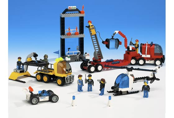 Lego Transportation, 9305