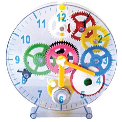 My first clock - Meine erste Uhr