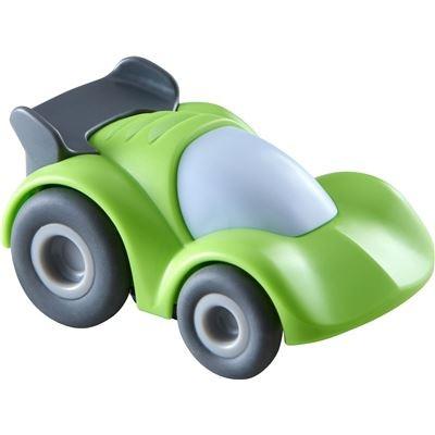Grüner Sportwagen