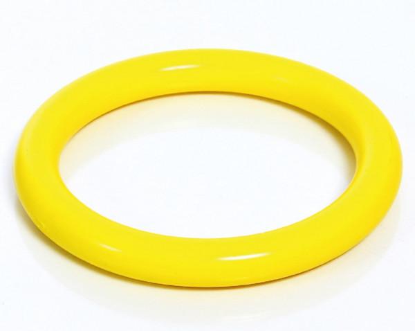 Tauchring gelb, D. 15 cm