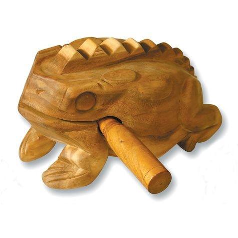 Klangtier Frosch