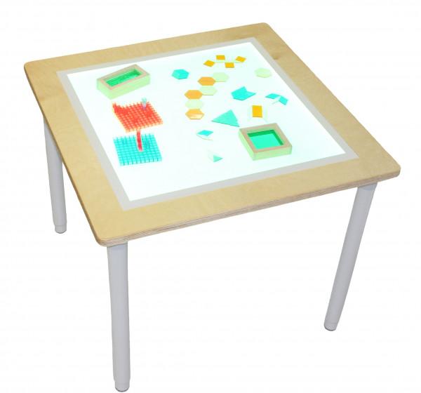 Füße für Leuchttisch