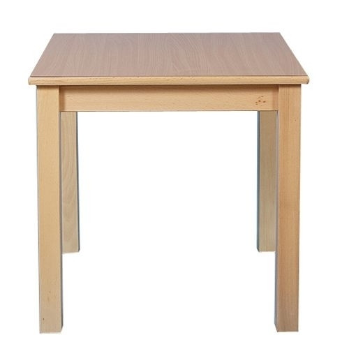 Quadrat-Tisch 80 x 80 cm
